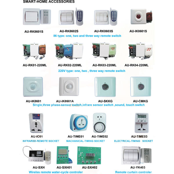 INDUSTRIAL AND SECURITY ACCESSORIES